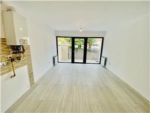 Wohnung zum Verkauf in Sibiu - mit Terrasse und 2 G?rten - Trei Stejar