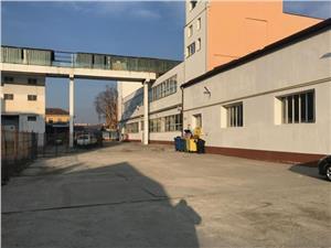 Spatiu comercial de inchiriat in Sibiu - 740 mp utili
