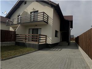 Casa de vanzare in Sibiu - Tip Duplex - Gradina Mare