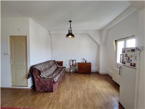 Wohnung zum Verkauf in Sibiu - 2 Zimmer - Dachbodentyp - m?bliert