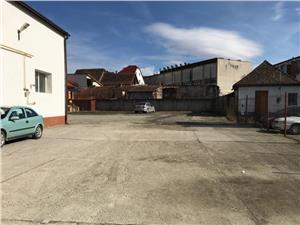 Spatiu comercial de inchiriat in Sibiu-2095 mp utili, parcare privata
