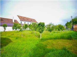 Teren de vanzare in Sibiu - Orlat - pretabil construcție casa