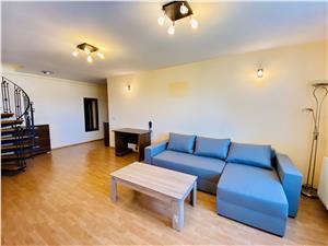 Wohnung zu vermieten in Sibiu - Dachboden - 70 qm - Valea Aurie