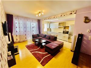 Apartament de vanzare in Sibiu - 2 camere - balcon 6 mp - Selimbar