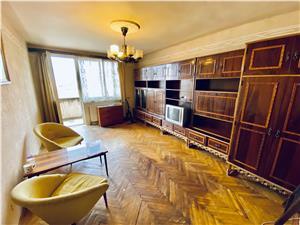 Apartament de vanzare in Sibiu -3 camere cu balcon mare- Mihai Viteazu