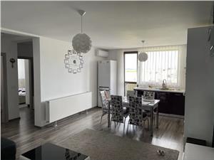 Apartament de vanzare in Sibiu - 3 camere - etaj 4/5 - Hipodrom III