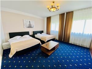 Pensiune de vanzare in Sibiu - Sura Mica - 5 camere si 4 bai