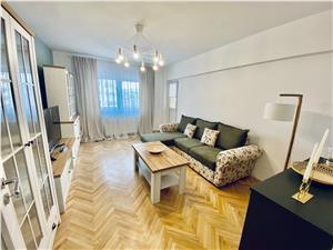 Apartament de inchiriat in Sibiu -3 camere cu 2 bai-Turnisor