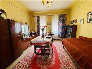 Casa de vanzare in Sibiu - 42 mp utili - curte comuna - zona Lazaret