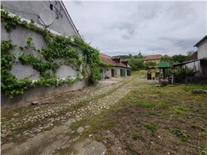 Haus zu verkaufen in Sibiu - Sura Mare - individuell - mit Nebengeb?ud