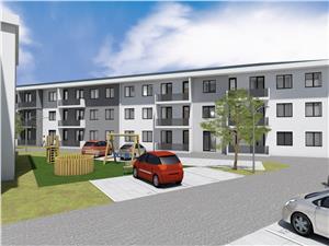 Apartament de vanzare in Sibiu - Selimbar - complet decomandat