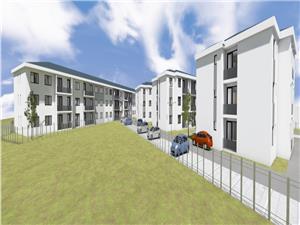 Wohnung zu verkaufen in Sibiu - Selimbar - 1. Stock - neuer Komplex