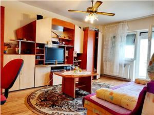 Apartament de vanzare in Sibiu - 4 camere, 2 balcoane - Cisnadie