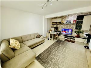 Apartament de vanzare in Sibiu -3 camere si balcon-Zona Luptei