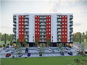 Wohnung zu verkaufen in Sibiu - v?llig freistehend - Zwischengeschoss