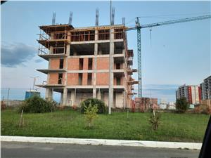 Apartament 2 camere de vanzare in Sibiu - decomandat -etaj intermediar