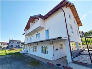 Wohnung zu verkaufen in Sibiu - in der Villa - 3 Zimmer - Zwischengesc