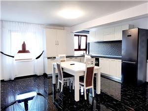 Penthouse zu vermieten in Sibiu - 97 qm Nutzfl?che + 40 qm Terrasse