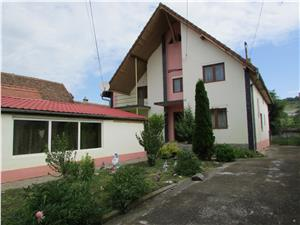 House for sale in Sibiu - detached - with large plot - Cristian