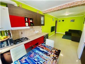 Apartament de vanzare in Sibiu - 3 camere si gradina 42 mp