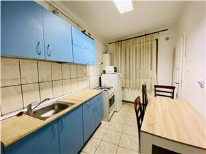 Apartament de inchiriat in Sibiu - 3 camere - 2 bai - Zona Sub Arini