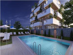 Traumhaftes Penthouse in Sibiu, mit Pool zu verkaufen