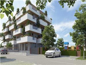 Top 3 Zimmer Wohnung zu verkaufen in Sibiu