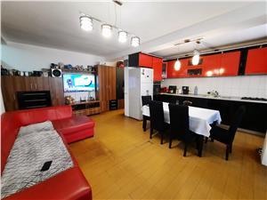 Apartament de vanzare in Sibiu- 2 camere- mobilat si utilat - Selimbar