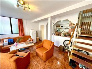 3 Zimmer Wohnung mieten in Sibiu - Sub Arini-Parkbereich