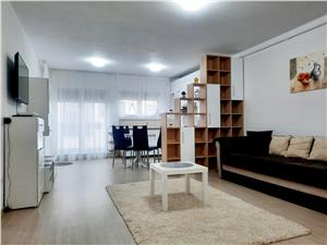 Apartament de inchiriat in Sibiu-2 camere-mobilat modern-Tiberiu Ricci