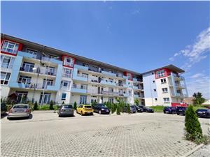 Studio zu verkaufen in Sibiu - 2 Terrassen - m?bliert und ausgestattet