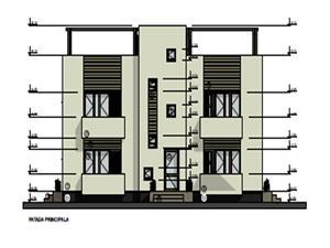Apartament de vanzare in Sibiu - total decomandat + terasa 50 mp