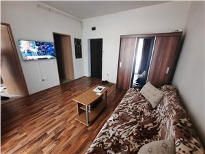 Studio zu verkaufen in Sibiu - 8 qm Balkon - m?bliert und ausgestattet