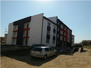 Apartament de vanzare in Sibiu intabulat - 3 camere si gradina