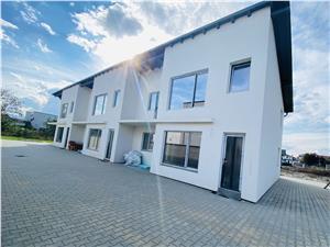 Casa de vanzare in Sibiu - 6 camere - curte libera 90 mp - Triajului