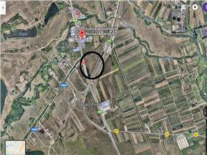 Teren de vanzare in Sibiu - 2747mp, SELIMBAR - Zona DN1