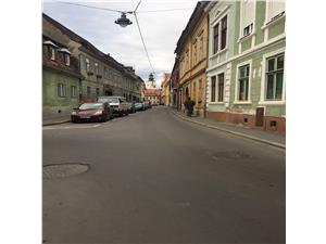 Apartment for sale Sibiu -3 rooms- Ultracentral parking space
