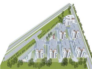 Wohnung zu verkaufen in Sibiu - Terrasse 32 qm -Aufzug und Abstellraum