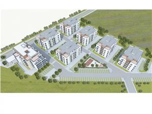 Wohnung zu verkaufen in Sibiu - 2 Zimmer und gro?e Terrasse