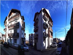 Apartament 3 camere de vanzare in Sibiu, etaj 1, mobilat, utilat