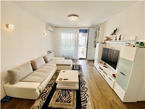 Wohnung zu vermieten in Sibiu - 3 Zimmer, 2 Balkone und 2 B?der - zur