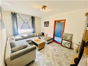 Apartament de vanzare in Sibiu -2 camere cu pivnita-zona Rahovei