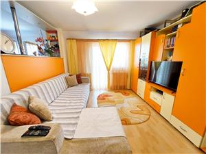 Apartament de vanzare in Sibiu - 2 camere, pod - zona Rahovei