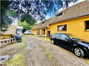 Gewerbefl?che zu vermieten in Sibiu -zu Hause- 2 B?ros und Garage- Tur