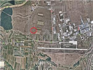 Land for sale in Sibiu - 8000 sqm - West Industrial Park