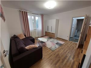 Apartament de inchiriat in Sibiu - 2 camere - renovat - zona Milea OMV