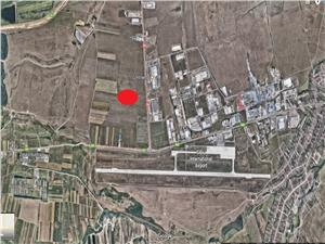 Land for sale in Sibiu - farm land- West Industrial Park