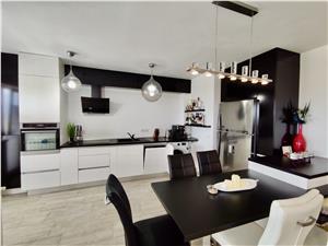 Penthouse zum Verkauf in Sibiu - 2 Terrassen mit einer Flache von 43 m