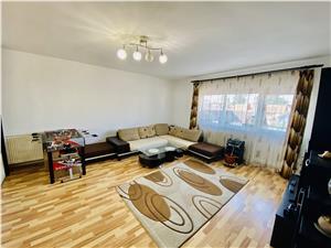 Apartament de vanzare in Sibiu - 3 camere si balcon - zona Turnisor