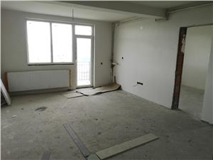 Apartment for sale Sibiu - 2 rooms - practical partitioning